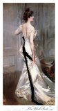The Black Sash Posters af Giovanni Boldini