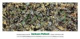 Luzifer Kunstdrucke von Jackson Pollock