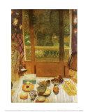 The Breakfast Room, 1930 Pósters por Pierre Bonnard