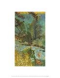 Paisaje de Normandía Láminas por Pierre Bonnard