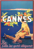 Cannes Pôsters