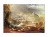 Arundel Castle Prints by J. M. W. Turner