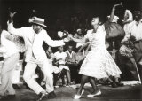 Dansen Kunst af David Bailey