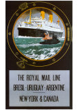 Royal Mail Line Prints by Kenneth Shoesmith
