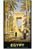 Ägypten Kunstdruck von D. Hidayet