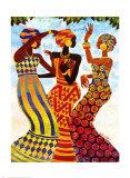 Celebration Prints by Keith Mallett