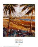 Tropic Beauty II Pôsters por Joel Giovanni