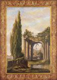 Volterra Tapestry II Pôsters por John Douglas