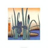 Ohne Titel Kunstdrucke von Ando Hiroshige