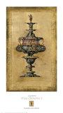 Vasi Ornate I Poster por  Augustine (Joseph Grassia)