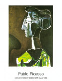 Grand Profil, 1963 Kunst af Pablo Picasso