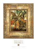 West Indies Palms I Posters por  Augustine (Joseph Grassia)