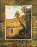 Las Palmas Posters por John Douglas
