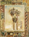 Palmas I Posters por John Douglas