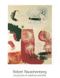 Citazione, 1964 Stampe di Robert Rauschenberg