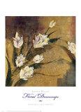 Floral Dreamscape Pôsters por Jennifer Hollack