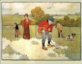 The Lucky Dog Kunstdrucke von V. Venner
