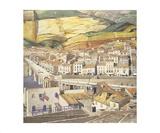 Port Vendres, la Ville Prints by Charles Rennie Mackintosh