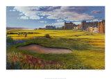 St. Andrews Kunstdruck von R. Sipos