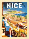 Nice Poster por  De'Hey