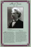 American Authors of the 19th Century - Mark Twain Prints