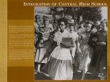 History Through A Lens - Integration at Central High School Kunstdrucke