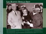 History Through A Lens - Lee Harvey Oswald Shot Plakat