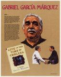 Hispanic Heritage - Gabriel Garcia Marquez Kunstdrucke