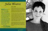 Latino Writers - Julia Alvarez Láminas
