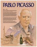 Hispanic Heritage - Pablo Picasso Plakater