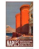Nápoles Pôsters