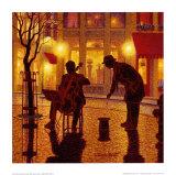 Aux Premieres Loges II Prints by Denis Nolet