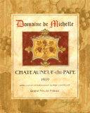 Wijnetiket Chateauneuf du Pape, 1919 Poster van Pamela Gladding