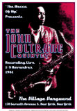John Coltrane Quintet - The Village Vanguard, NYC 1961 Affiches par Dennis Loren
