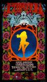 Jethro Tull: Konzertplakat Poster von  Masse & Harradine