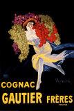Cognac Gautier Freres Julisteet tekijänä Leonetto Cappiello