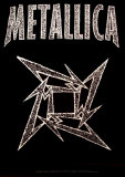 Metallica -  Ninja Star Prints