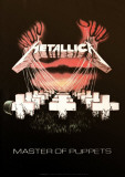 Metallica - Master of Puppets Posters