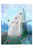 Rapunzel Lamb Posters por Dot Bunn