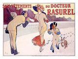 Docteur Rasurel Stampa giclée di  Prejelan