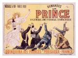 Prince Quinquina Impressão giclée por Marcellin Auzolle