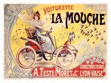 La Mouche Giclée-vedos tekijänä Francisco Tamagno