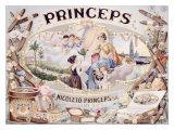 Princeps Cigars Giclee Print