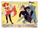 Frou Frou Giclee Print by Marcel Vertes