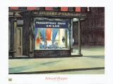 Drug Store Kunst af Edward Hopper
