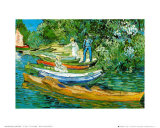 Boats to Rent Posters by Vincent van Gogh