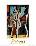 Three Dancers, c.1925 Kunst von Pablo Picasso