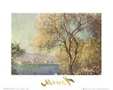Antibes Arte por Claude Monet