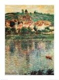 Vertheuil, c.1901 Prints by Claude Monet