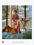 Nanny And Rose Planscher av Scott Prior